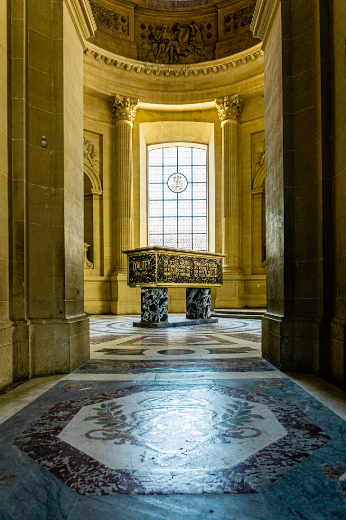 Joseph Napoleon Tomb, Les Invalides